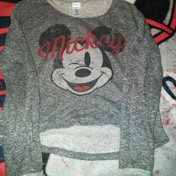 550452846f Shirts & Tops   Girls Mickey Mouse Sweatshirt   Poshmark